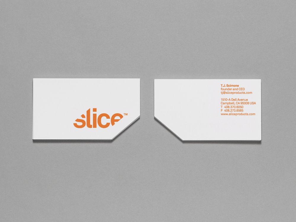 Slice makes ceramic cutting tools for the home and office ...