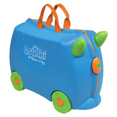 9dffe2cfa Trunki-fun suitcase for kids.  40 at Target