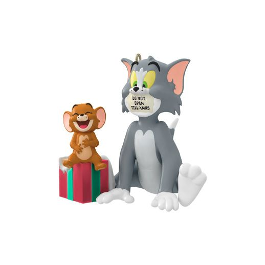 Tom And Jerry Christmas Tree: Tom And Jerry $14.95