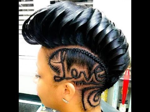 thick cornrows hairstyles unique