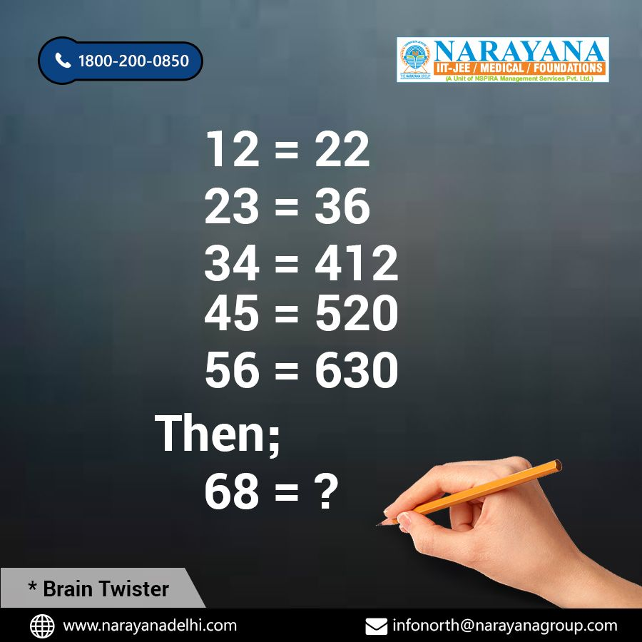 CAN YOU SOLVE THIS #BRAINTWISTER? #brainteaser #puzzle