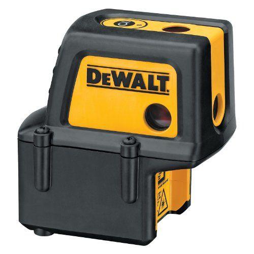 DEWALT DW084K  Self Leveling Level, Plumb,