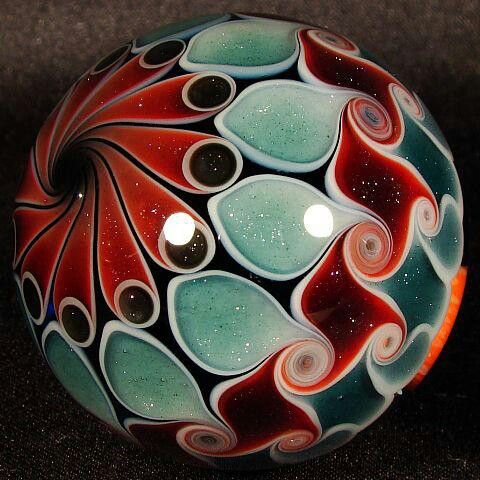 Marbles Marble Art Glass Paperweights Glass Sculpture