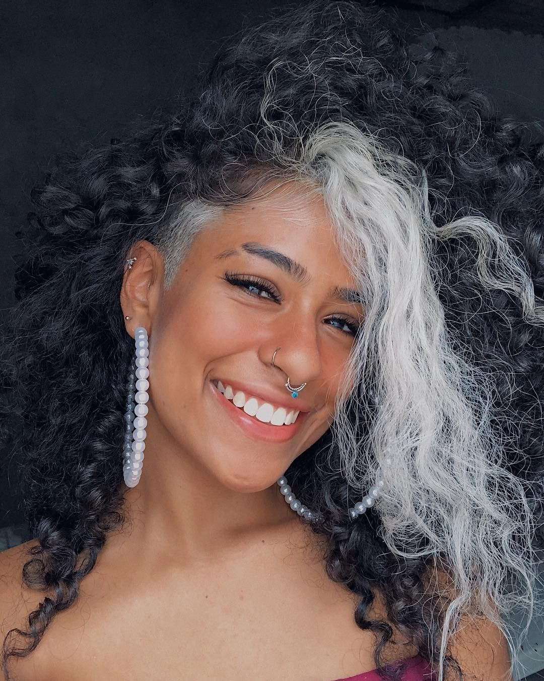 Luubsabreu Hair Styles Hair Color Streaks Curly Hair Styles