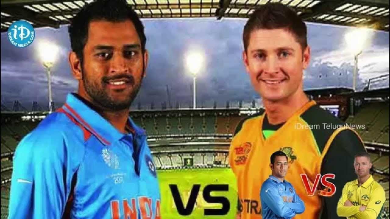 SEMI FINAL 1 Cricket World Cup 2015