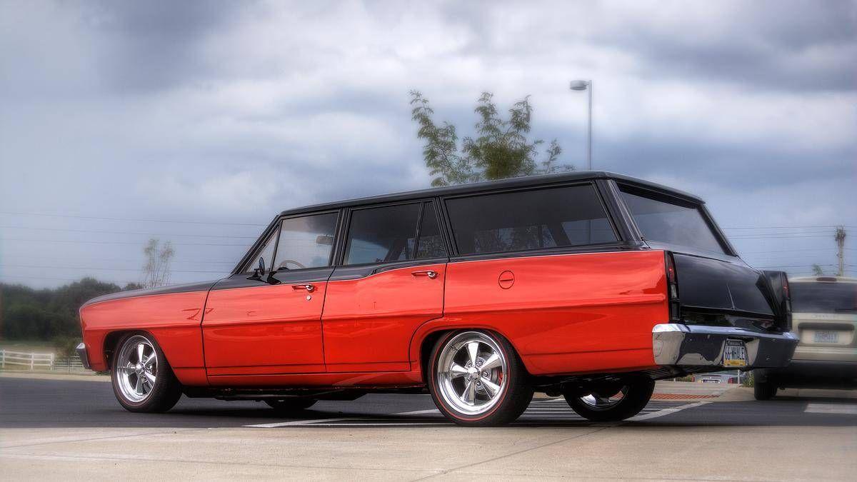1966 Chevrolet Nova Station Wagon For Sale 1808905 Hemmings