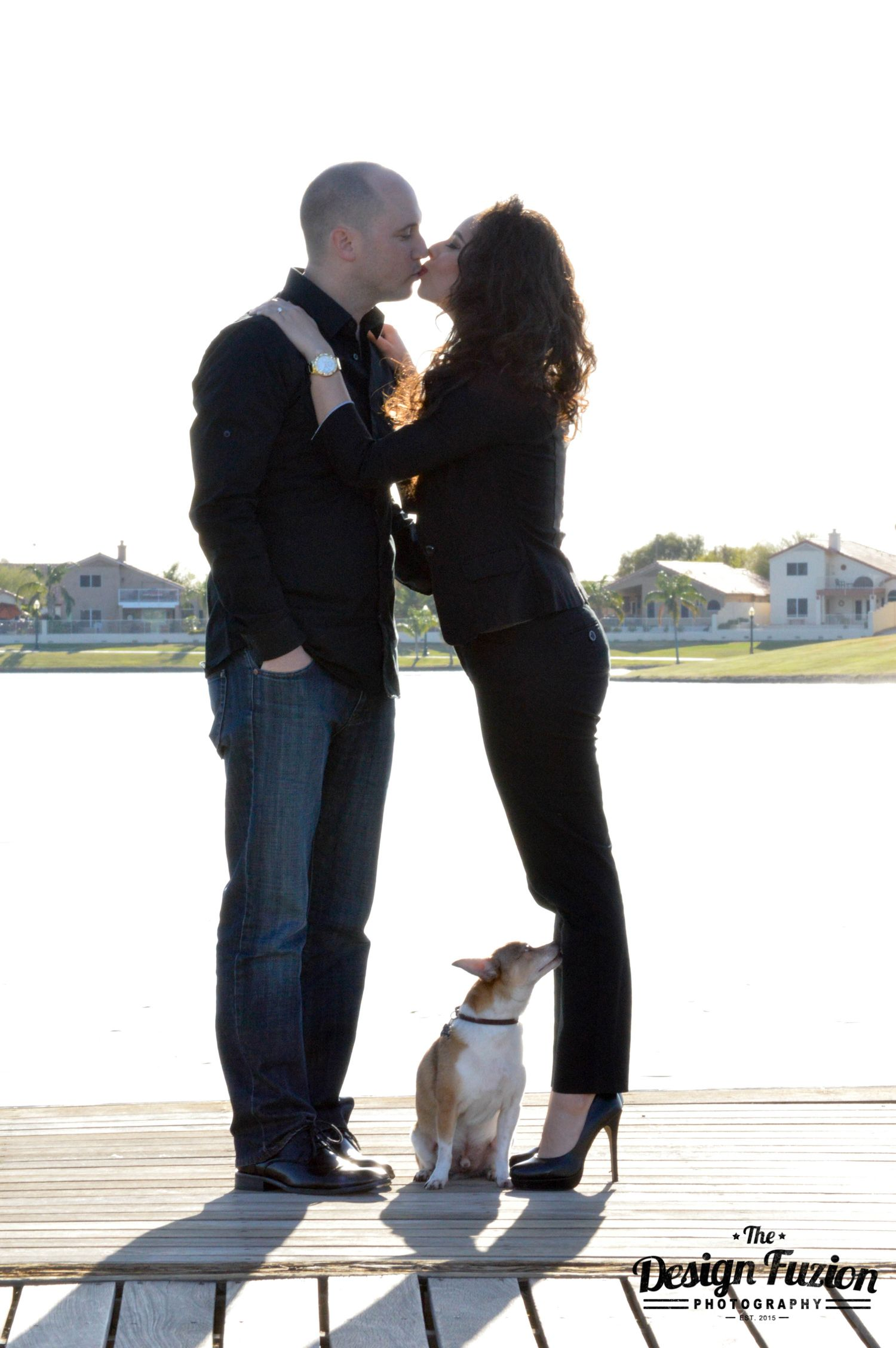 The Design Fuzion Home Page Summer engagement photos