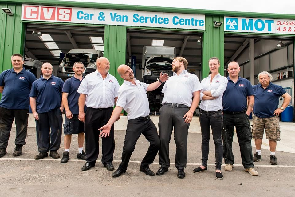 Need experts for Van Servicing in London? Contact