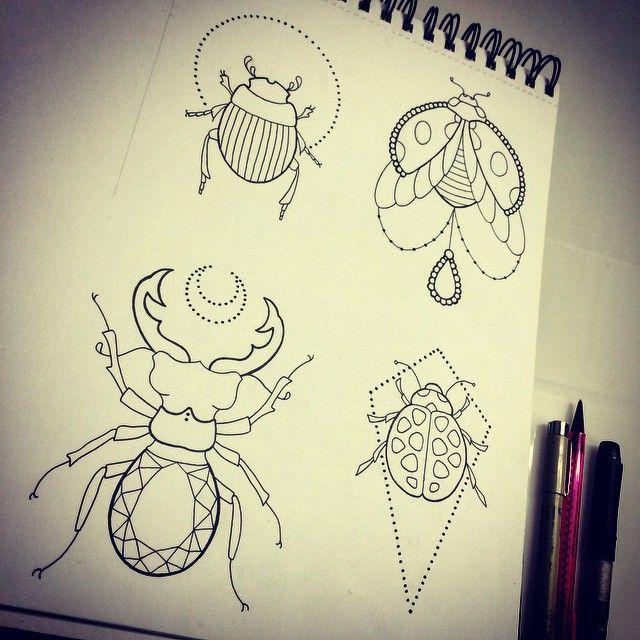 Design by Rebekka Rekkless via @rebekkarekkless on Instagram. Tattoo apprentice at Adorned Tattoo, Dorset UK.