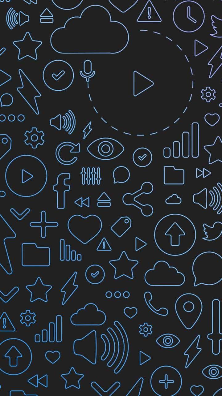 social wallpaper by il_saggio - 1e68 - Free on ZEDGE™