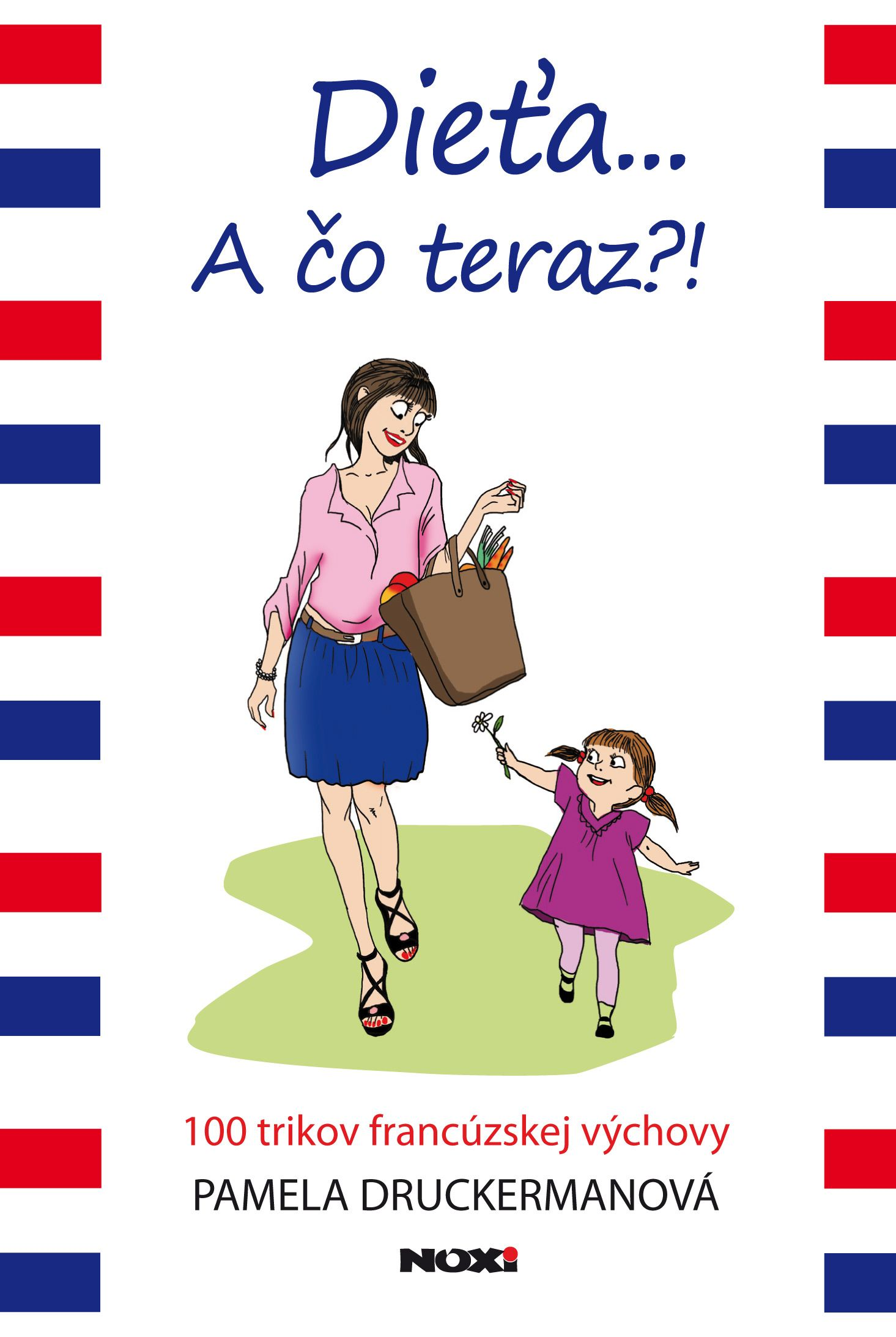 Americká novinárka Pamela Druckerman a autorka bestselleru A dosť! pokračuje v odkrývaní tajomstiev francúzskej výchovy. Dôležité je si uvedomiť, že život rodiny sa netočí len okolo dieťaťa. Nemusíte neustále všetkým ukazovať fotky vašich ratolestí, ani donekonečna rozprávať o každom ich papaní či kakaní. Nie ste len matka, v prvom rade ste žena, partnerka, manželka. Tak na to nezabúdajte.