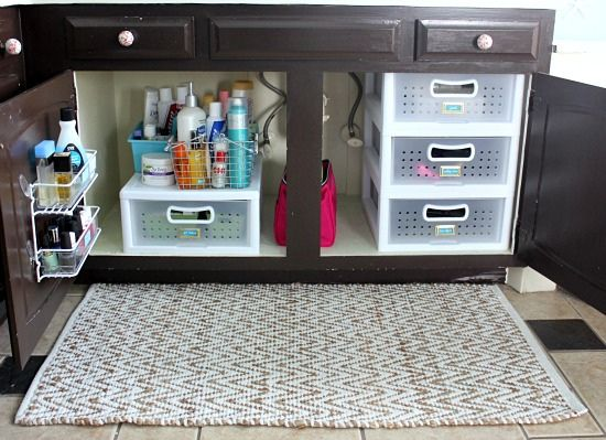 12 Amazing Bathroom Organization Ideas
