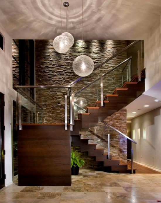 interiores en piedra