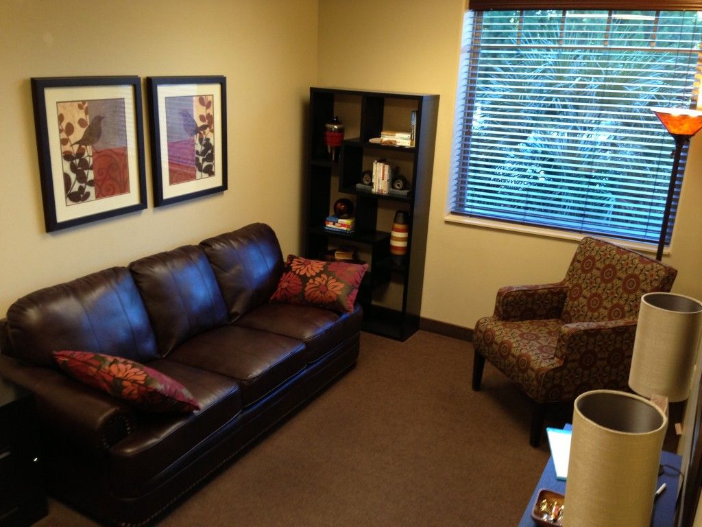 Small Office Space Decor Like The Natural Color Scheme The Big