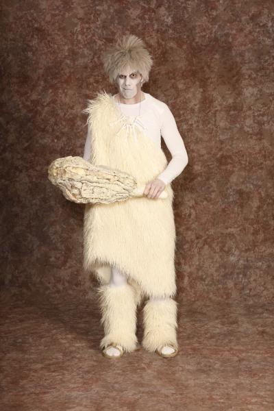 caveman ancestor the addams family costume rental archive