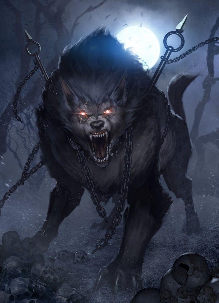 The Wolf by Awaken-Destruction on deviantART | RPG Images ... - photo#36