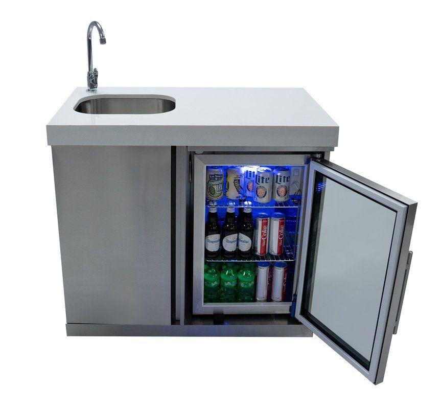 Outdoor Free Standing Bar Center Sink Outdoor Kitchen Sink Free Standing Bar Outdoor Kitchen Cabinets