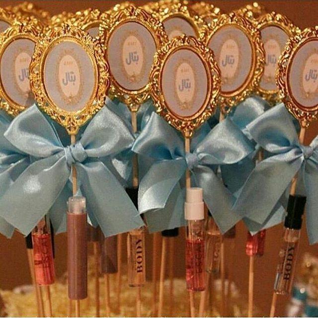 Mulpix توزيعات عطور لجميع المناسبات الالوان والتنسيق حسب الطلب توزيعات هدايا مكياج مستعمل ه Creative Baby Shower Themes Creative Baby Shower Eid Cards