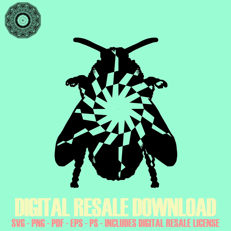107+ Bumble Bee Mandala Svg – SVG Bundles