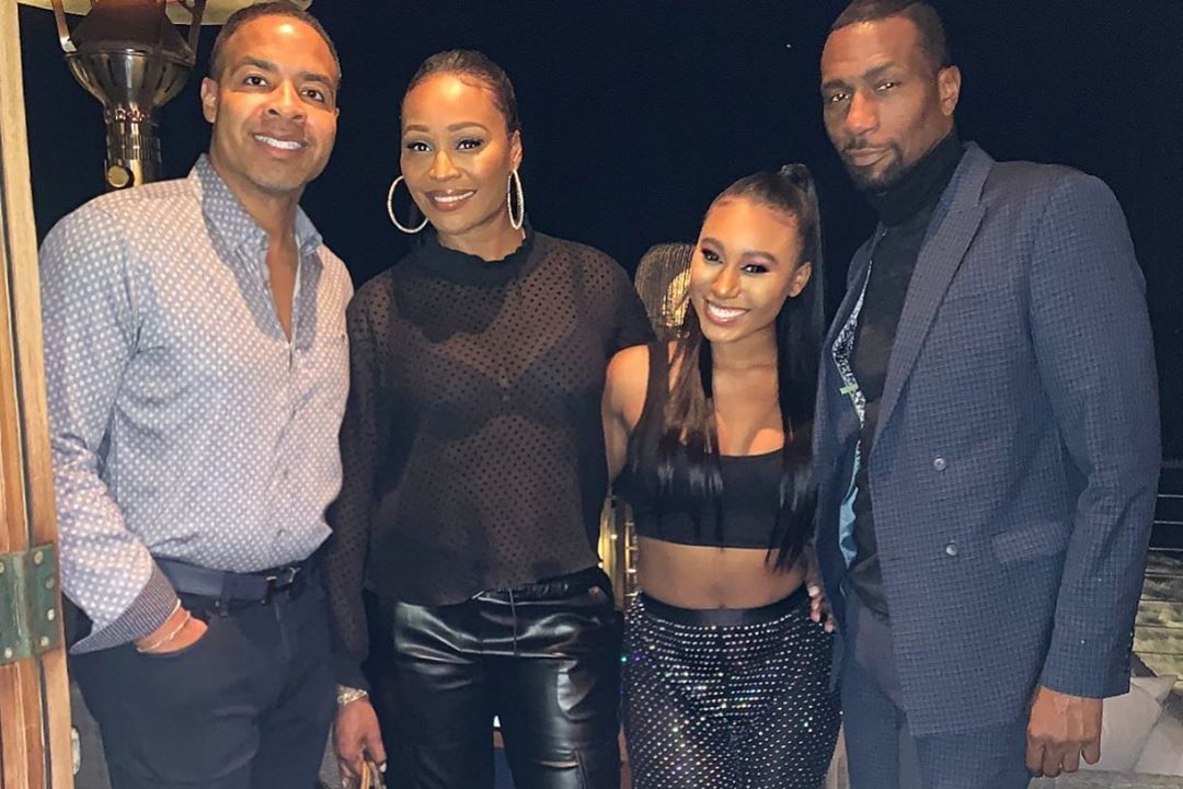 RHOA: Cynthia Bailey's Daughter Noelle Robinson Allegedly Introduces Her Girlfriend To Family After Coming Out As Sexually Fluid -- Meet Alexis Powell #CynthiaBailey, #NoelleRobinson, #RealHousewives, #Rhoa celebrityinsider.org #Entertainment #celebrityinsider #celebritynews #celebrities #celebrity