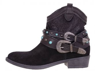 Dámská obuv TAMARIS 1-1-25704-22 BLACK COMB 098  412bdc3924
