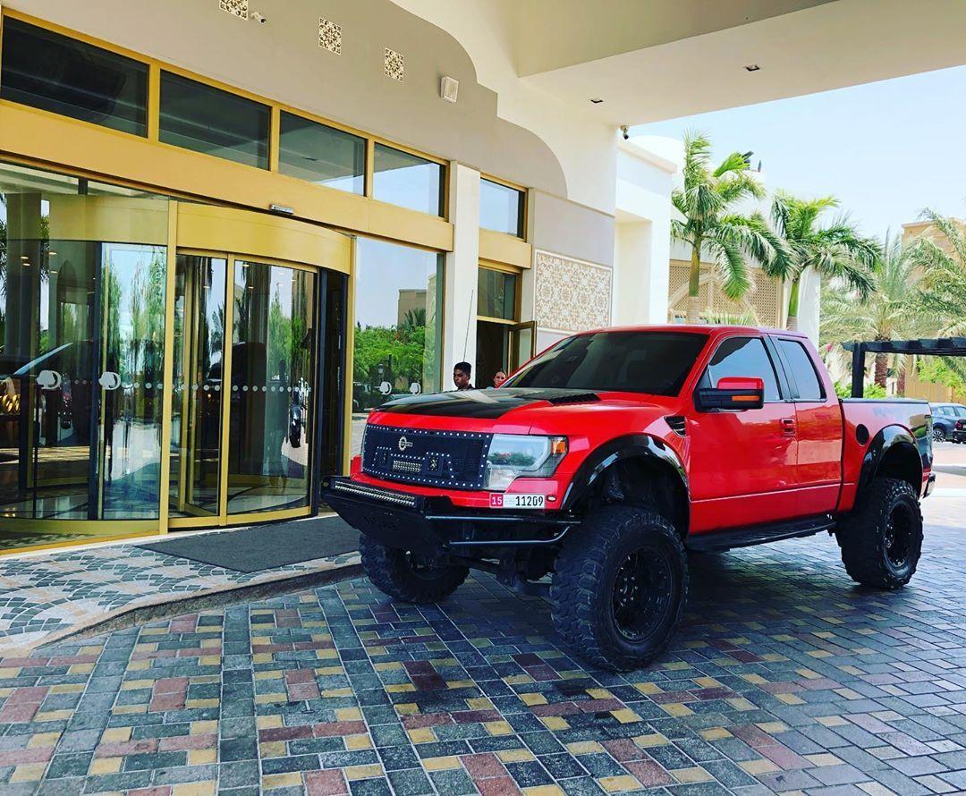 Ford Abudhabi Uae Dubai Amazing Mydubai Mylife Syria Raptor Usa