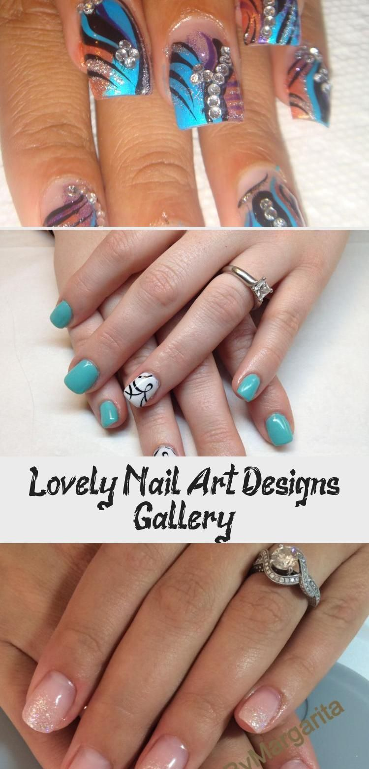 Photo of Lovely Nail Art Designs Gallery – Nail Art