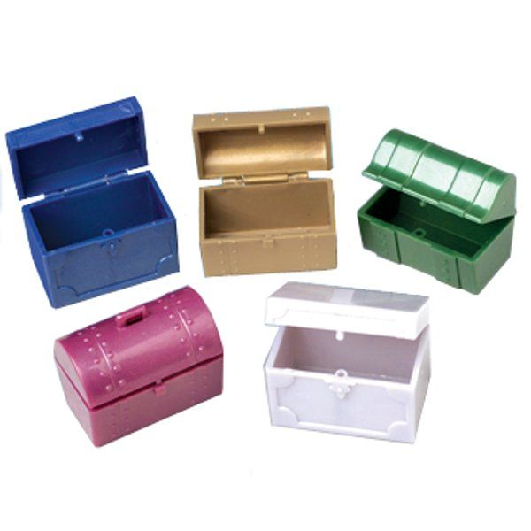 Treasure Chest Ortment Value Favors 12 These Would Work For Small Treasures