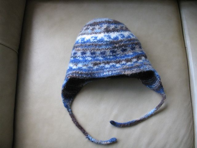 Ravelry: Fair Isle Hat pattern by Patons | Palarii faltuite ...