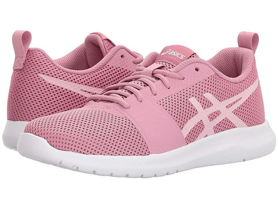 online retailer 232b7 3dab0 ASICS Kanmei MX (Polignac/Parfait Pink/White) Women's ...