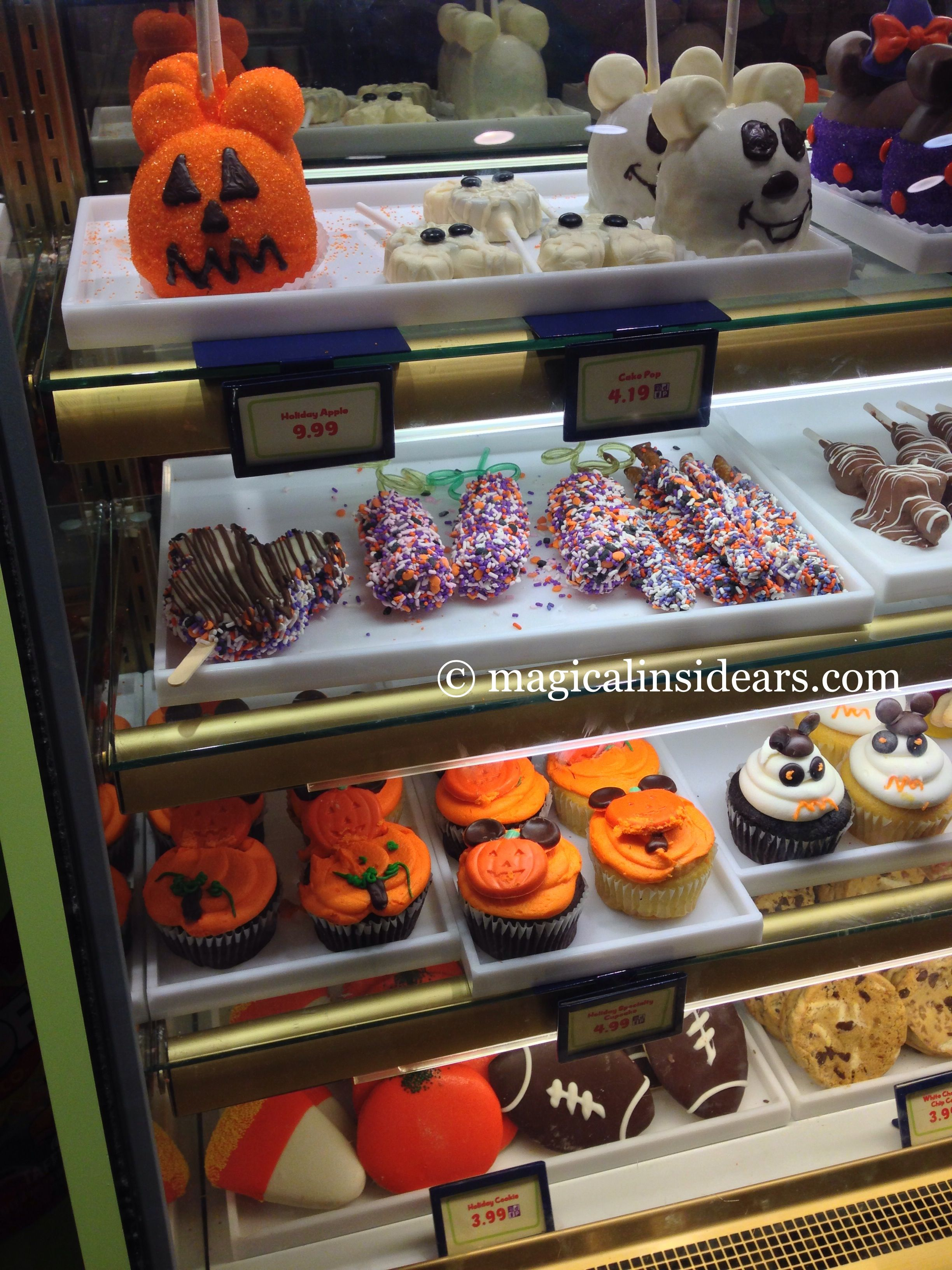 Spooktacular Treats to get you into the Halloween Spirit at ...