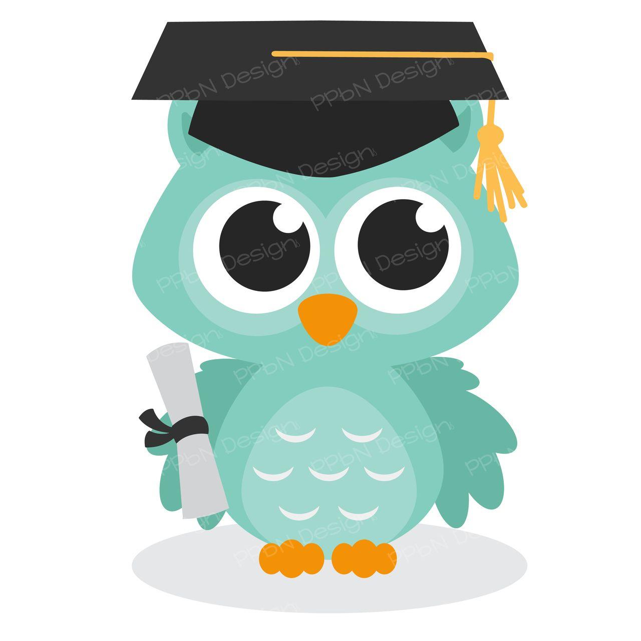 PPbN Designs - Graduate Owl, $0.00 (http://www.ppbndesigns ...