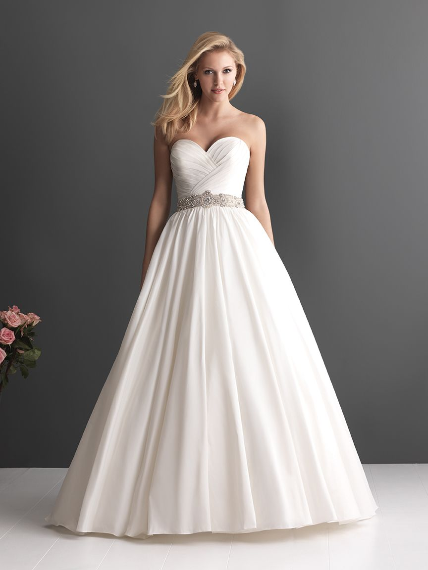 Priscilla of boston wedding dress  gorgeous  Fairytale Wedding  Pinterest  Allure romance Bridal