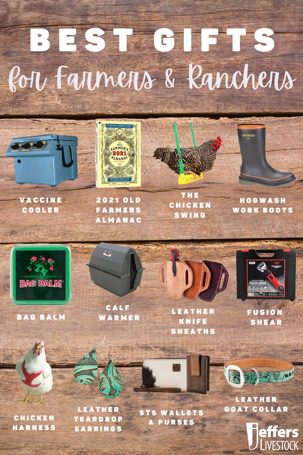 Jeffers Christmas 2021 Best Gifts For Farmers And Ranchers In 2020 Jeffers Blogs Gifts For Farmers Best Gifts Gifts