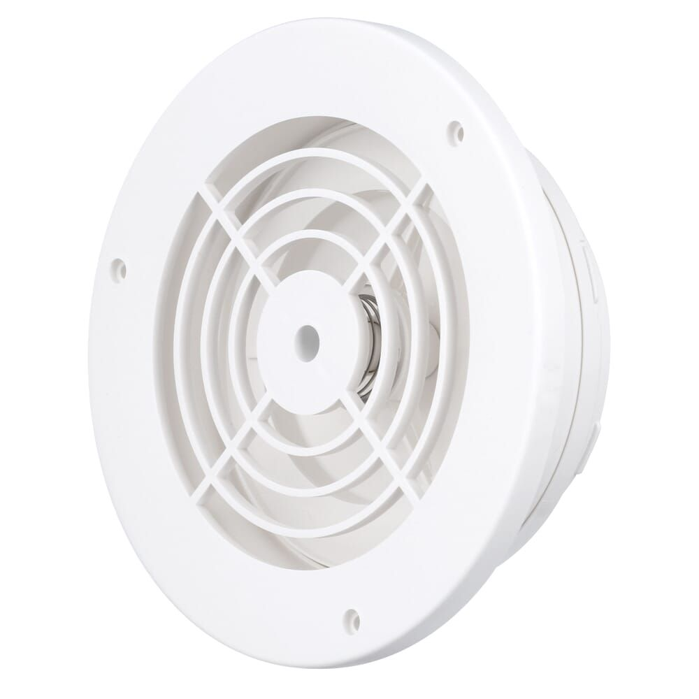 Everbilt 4 In 6 In Soffit Exhaust Vent Sevhd The Home Depot Exhaust Vent House On The Rock Kitchen Soffit