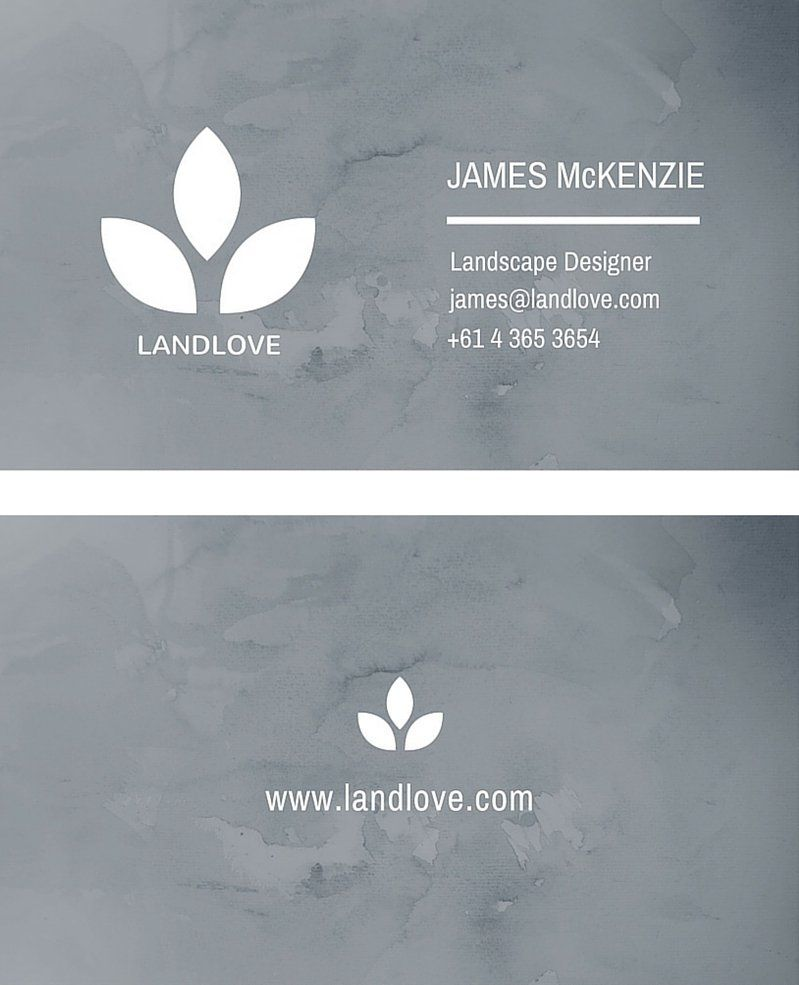 Business card design 50 awesome examples to inspire you