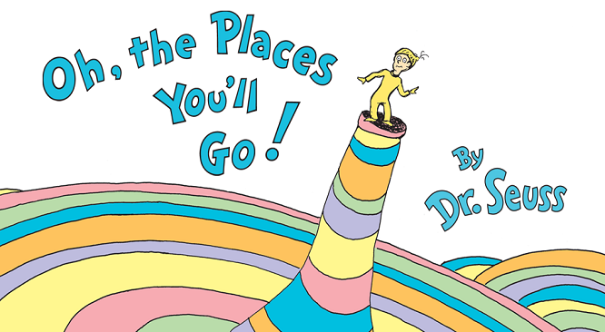 Dr Seuss World Is Getting A J J Abrams Adaptation Preschool Activities The Places Youll Go Oh The Places You Ll Go