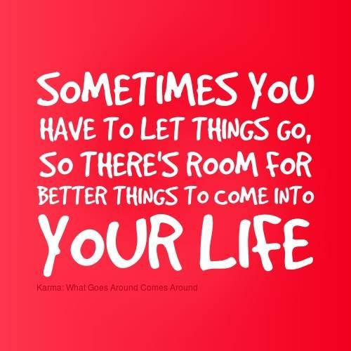 Make room for the bigger things that are coming your way! | Quotes ...