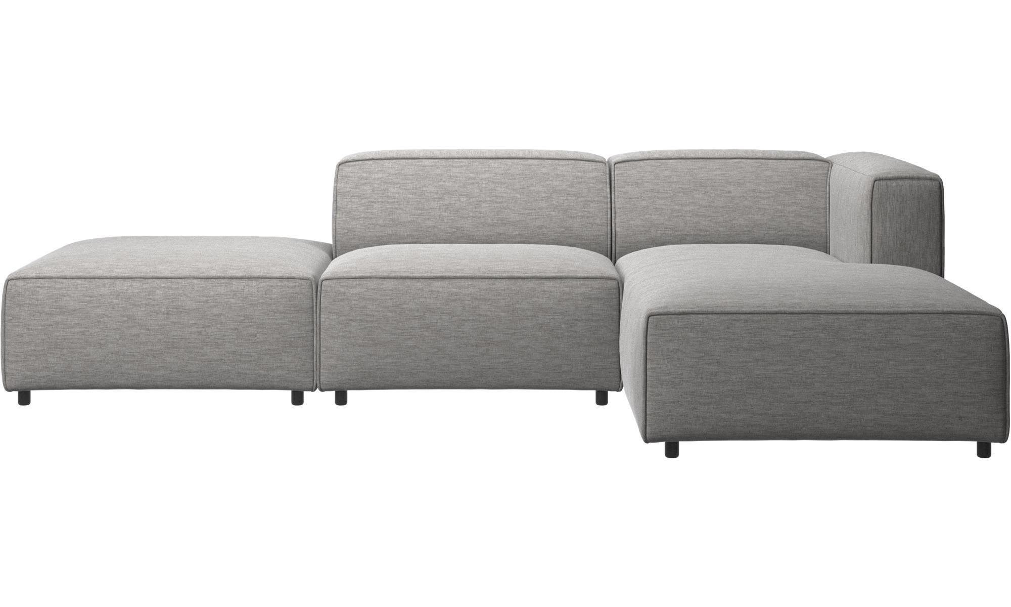 Sofas Carmo Sofa mit Lounge und Ruhemodul BoConcept
