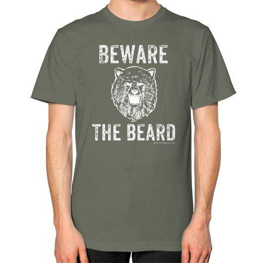 Beware The Beard T-Shirt