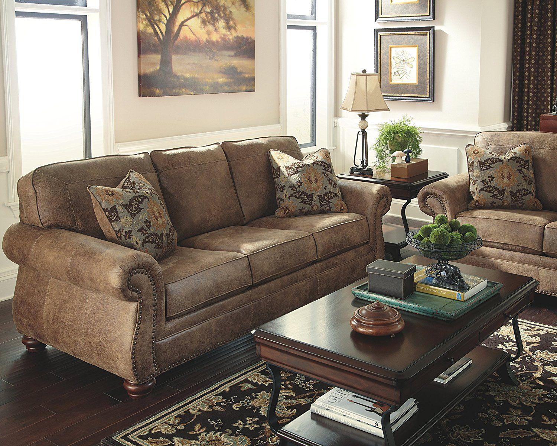 Amazon Com Ashley Furniture Signature Design Larkinhurst Sofa