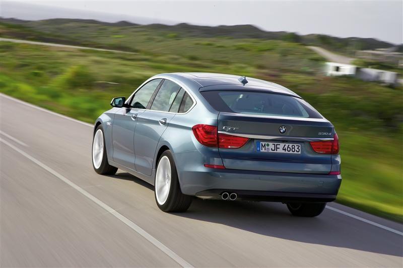 2009 BMW 5 Series Gran Turismo Image