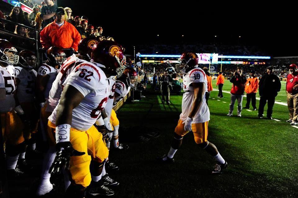 2014 USC Trojans at Boston College Usc football, Usc