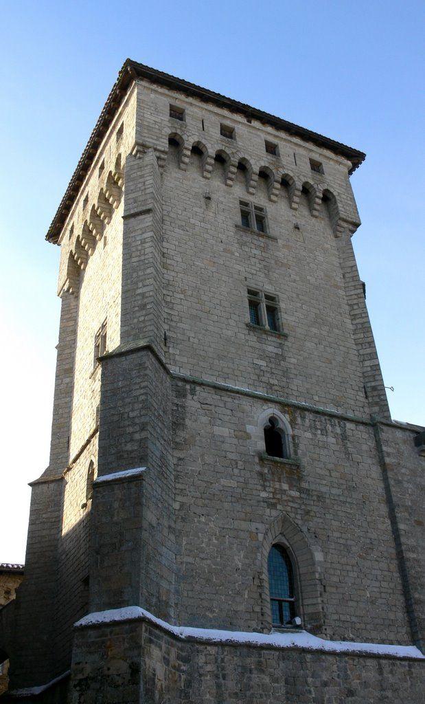 L Abbaye De La Chaise Dieu Auvergne Auvergne France Languedoc