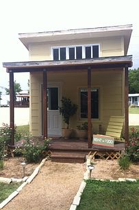 An Inspired Community Village For The Chronically Homeless Tiny House Community Micro House Shipping Container Home Builders