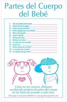 Juego Para Baby Shower Juegos Para Baby Shower Pinterest Babies