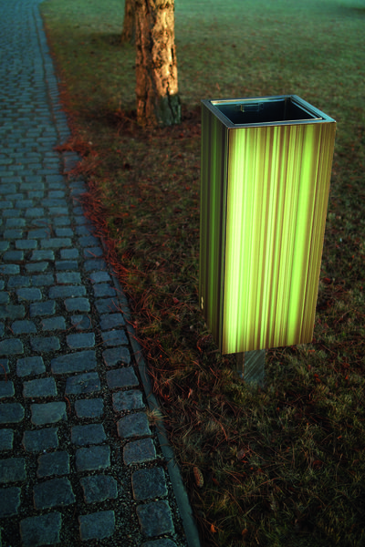 modern street & site furnishings - products - litter bins ...