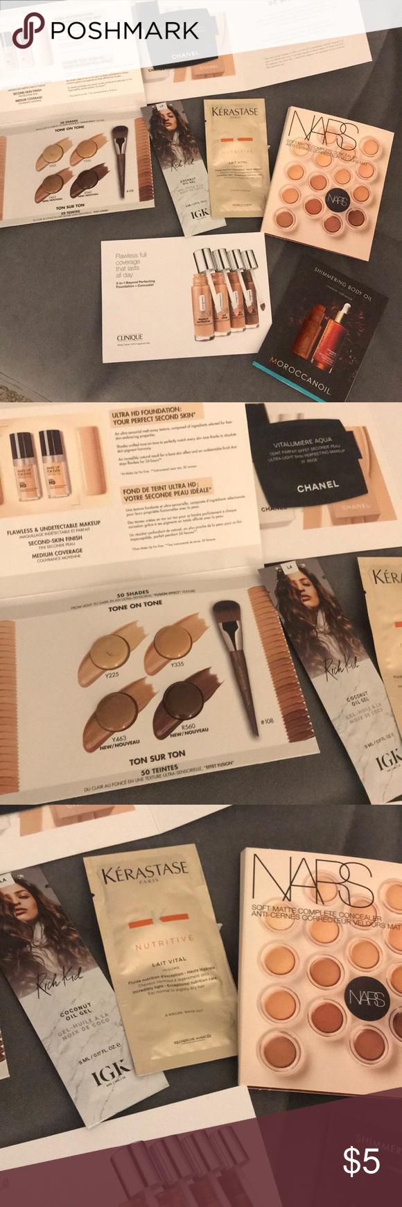 Sephora Samples in 2020 Sephora, Sephora makeup, Womens