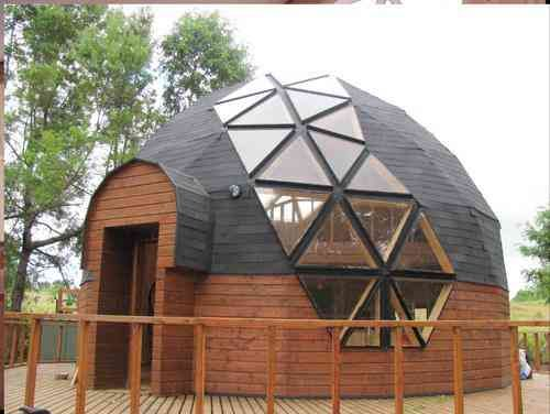 domo geodesico casa buscar con google dome home geod tische kuppel haus y kuppel. Black Bedroom Furniture Sets. Home Design Ideas
