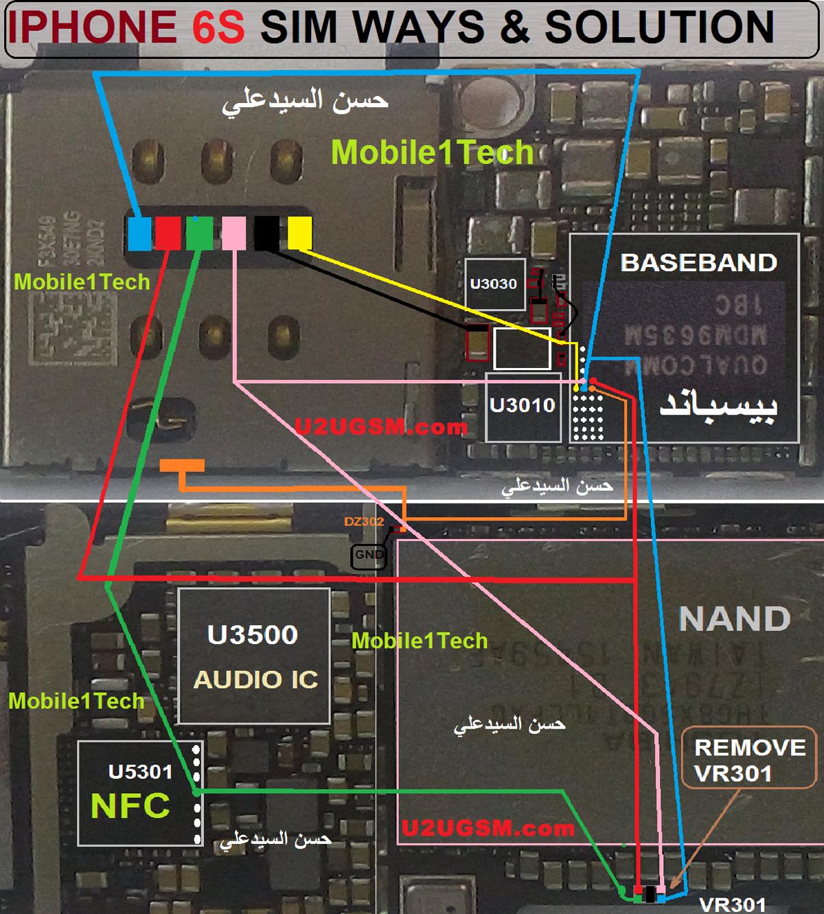 How To Read Mobile Phone Schematic Diagram Emprendedorlink